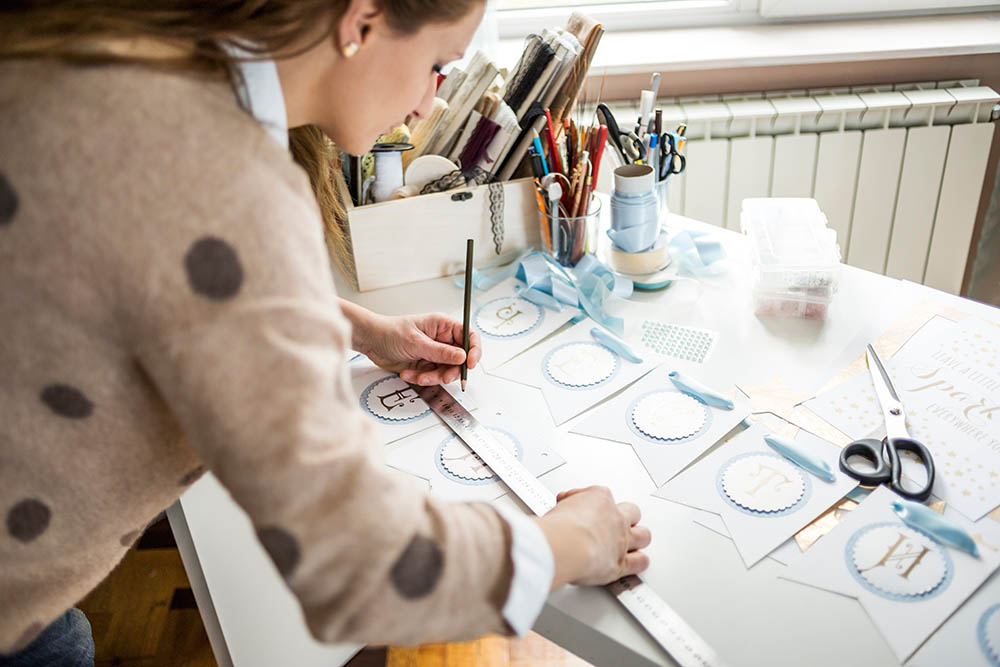 Artisan woman working with paper.jpg