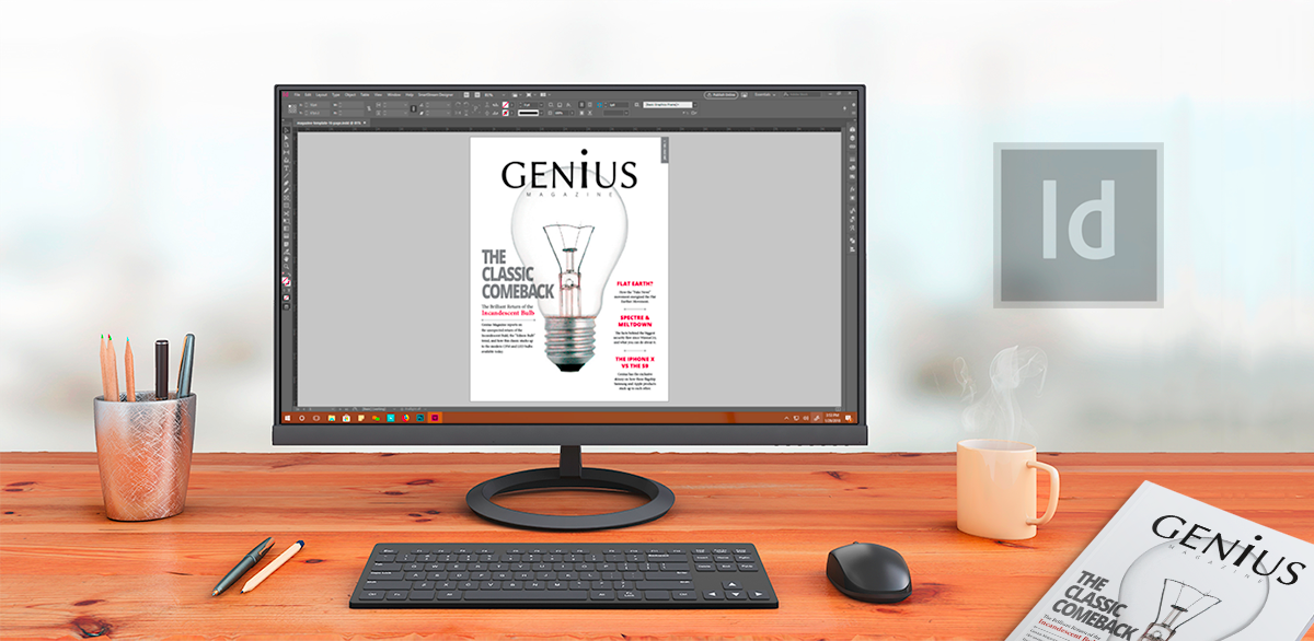 How To Design a Magazine in InDesign (Free Template!)