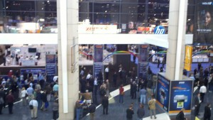 Report from Graph Expo 2010