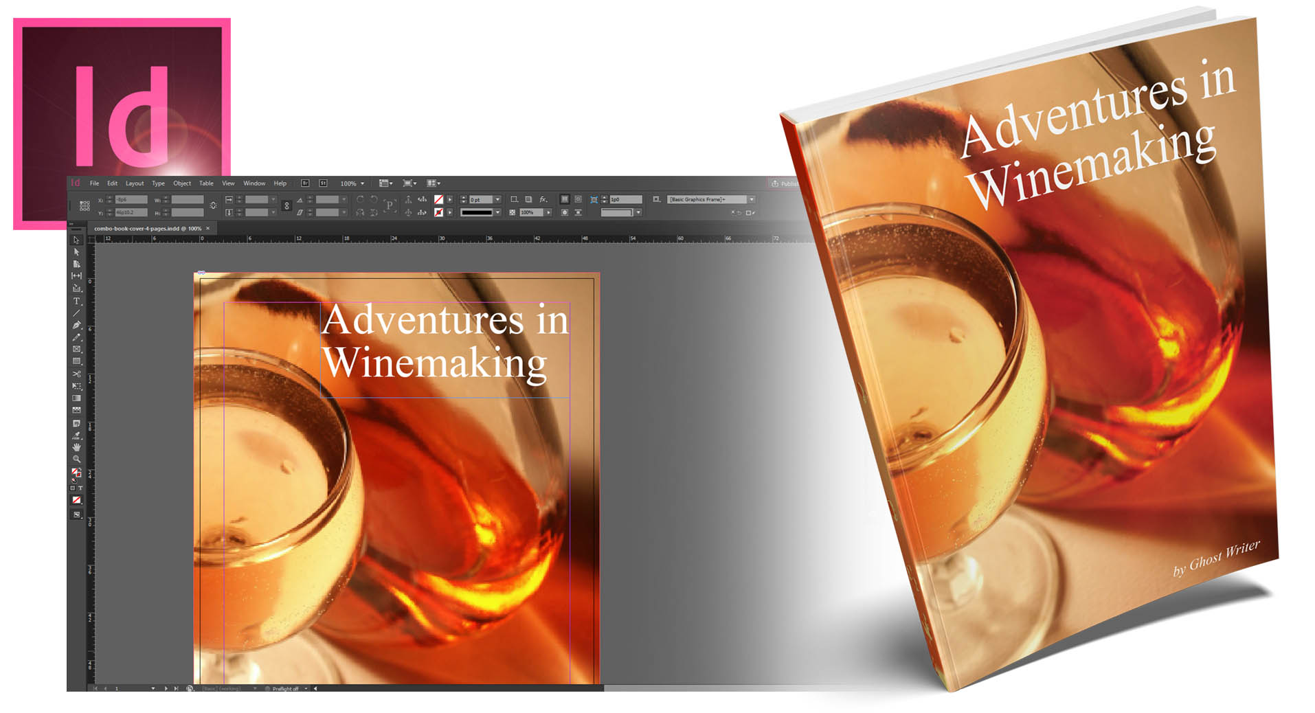 How To Design a Book in InDesign (Free Template!)